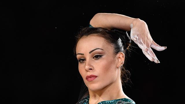 """Vanessa Ferrari elogia le Fate: """"Vi ho viste crescere, spero di raggiungervi alle Olimpiadi"""""""