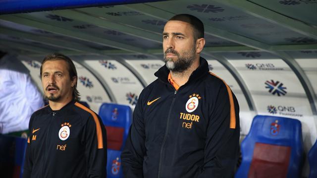 Galatasaray'da Igor Tudor dönemi sona erdi