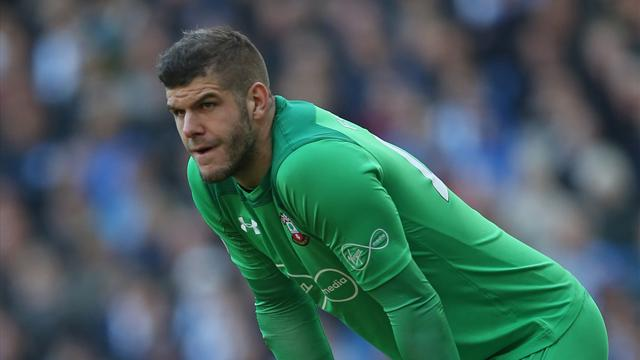 What has happened to Fraser Forster?
