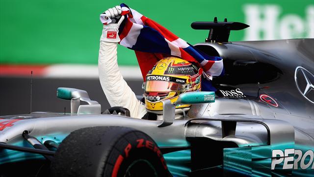 Hamilton, un campeón que sigue haciendo historia
