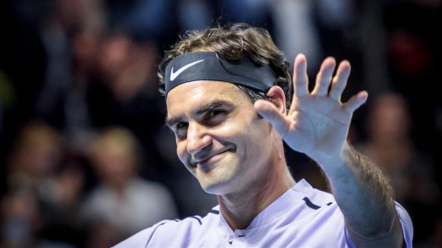 Федерер снялся с «Мастерса» в Париже