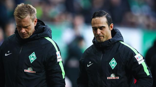En totale perdition, le Werder Brême limoge son entraîneur