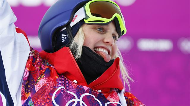 Snowboarding ace Fuller pragmatic over post-Olympics future