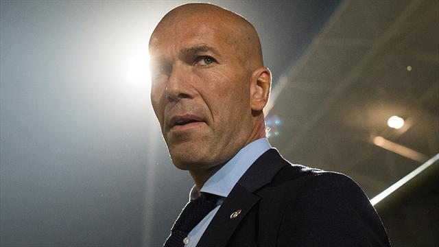 Zidane : «Le PSG en 8e ? Je n'y pense pas, mais ils font des trucs hallucinants»