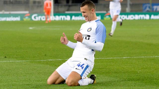 L'Inter poursuit sur sa lancée et s'offre un record
