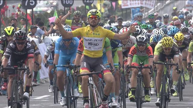 Tour de Hainan: Tercera victoria (de cuatro etapas) de un Mareczko sobradísimo