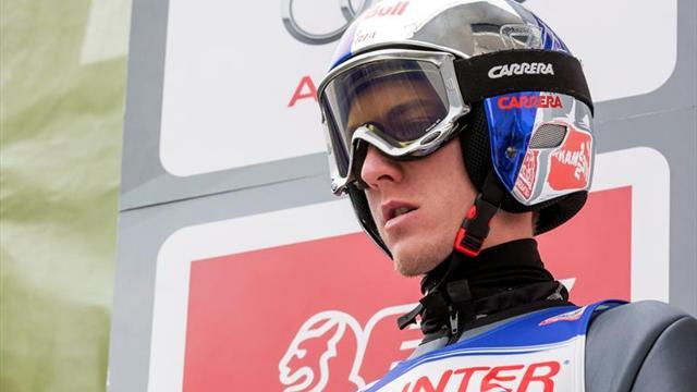 El austríaco Schlierenzauer sufre una lesión que lo mantendrá semanas inactivo