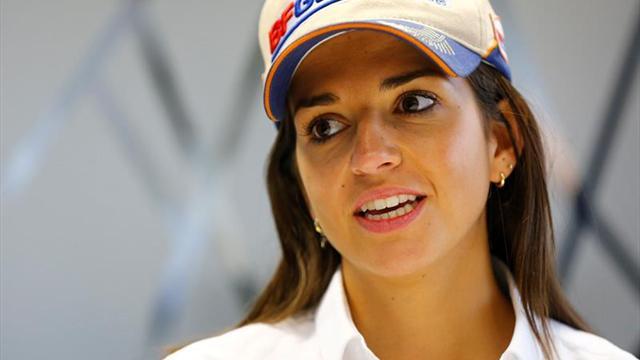 Cristina Gutiérrez, primera española en acabar el Rally Dakar, estará en 2018