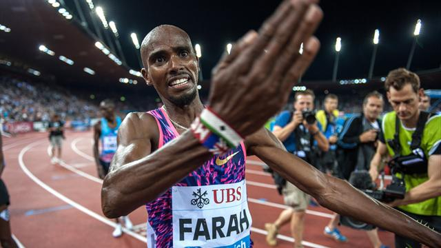 Farah to kick off road career on the streets of London - reports