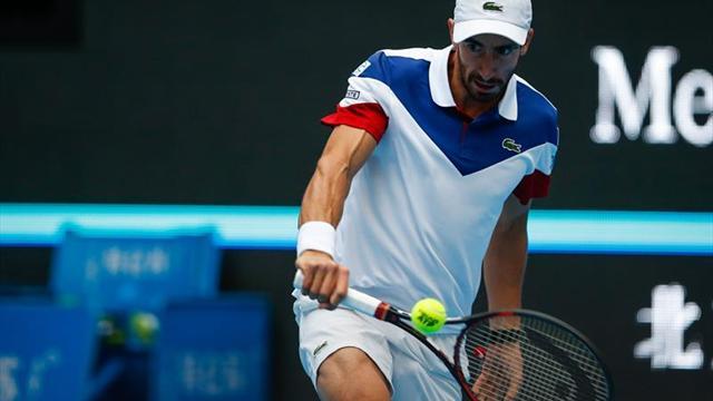 Diego Schwartzman debutó con éxito en París — Tenis