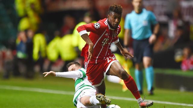 Celtic – Bayern EN DIRECT