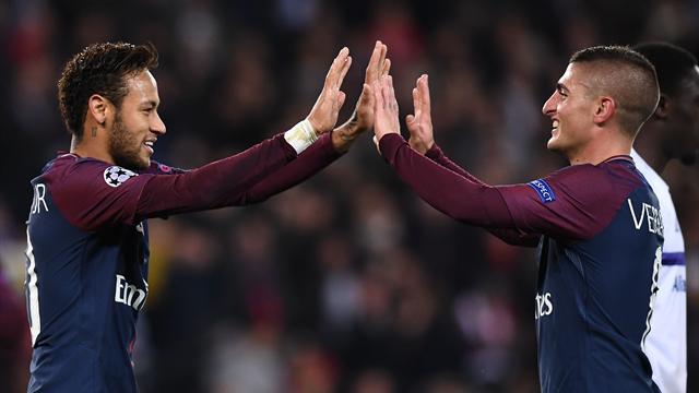 L'Equipe: Эмери сократил видеоразбор матчей, потому что Неймар им недоволен