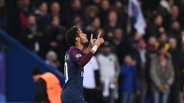 Après Verratti, Neymar régale le Parc de Princes d'une magnifique frappe