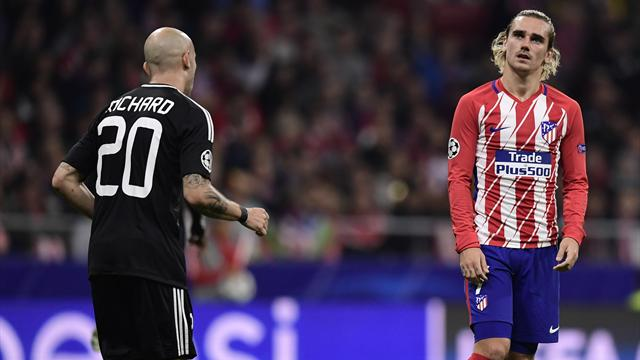 L'Atlético proche de la sortie, le Bayern qualifié, le Barça et la Juve accrochés