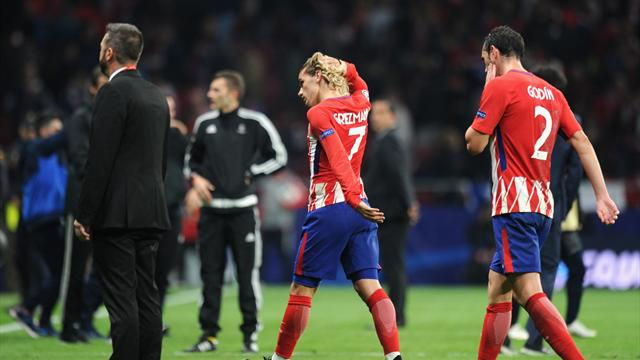 Atletico on brink after dismal home draw with Qarabag