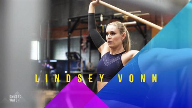 Lindsey Vonn y su lado más personal: Desvela sus cinco fotos favoritas en su exitosa carrera