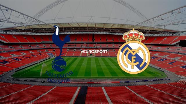 «Тоттенхэм» победил «Реал» и преждевременно вышел вплей-офф Лиги чемпионов