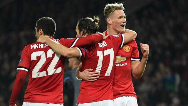 'The next Scholes/Carrick/Keane' – Manchester United fans excited by McTominay