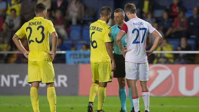 El Villarreal busca en Praga los tres puntos que le guíen al primer puesto