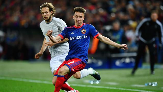 «Арсенал» предлагал 9-11 миллионов евро за Головина, игроком интересовался «Челси»