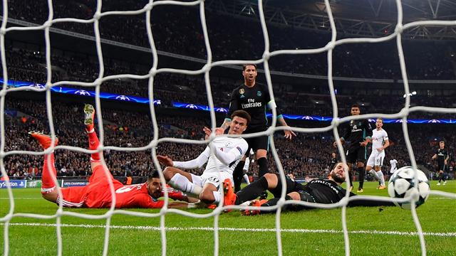Champions League, Tottenham-Real Madrid: Un difunto en Wembley (3-1)