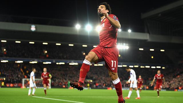 Salah a enfin conquis l'Angleterre