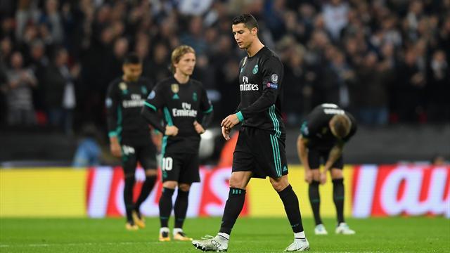 Real Madrid umiliato a Wembley Stadium! Il Tottenham vince 3-1 e va agli ottavi