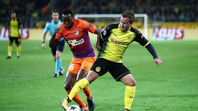 Dortmund proche de la sortie, Porto complique la tâche de Monaco