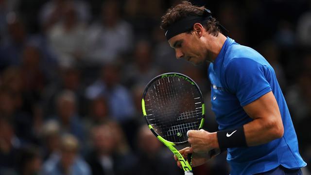 Nadal se surprend de terminer l'année N.1 mondial : «Impossible d'y penser il y a un an»