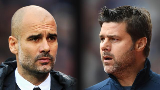 With the big guns struggling the Champions League door is open for City and Spurs