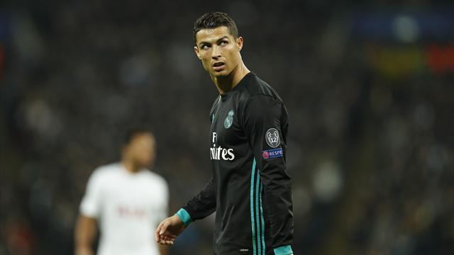"""Ronaldo : """"Pepe, Morata et James nous rendaient plus forts"""""""