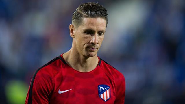 Fernando Torres pronto a lasciare l'Atletico Madrid: cessione possibile già a gennaio?