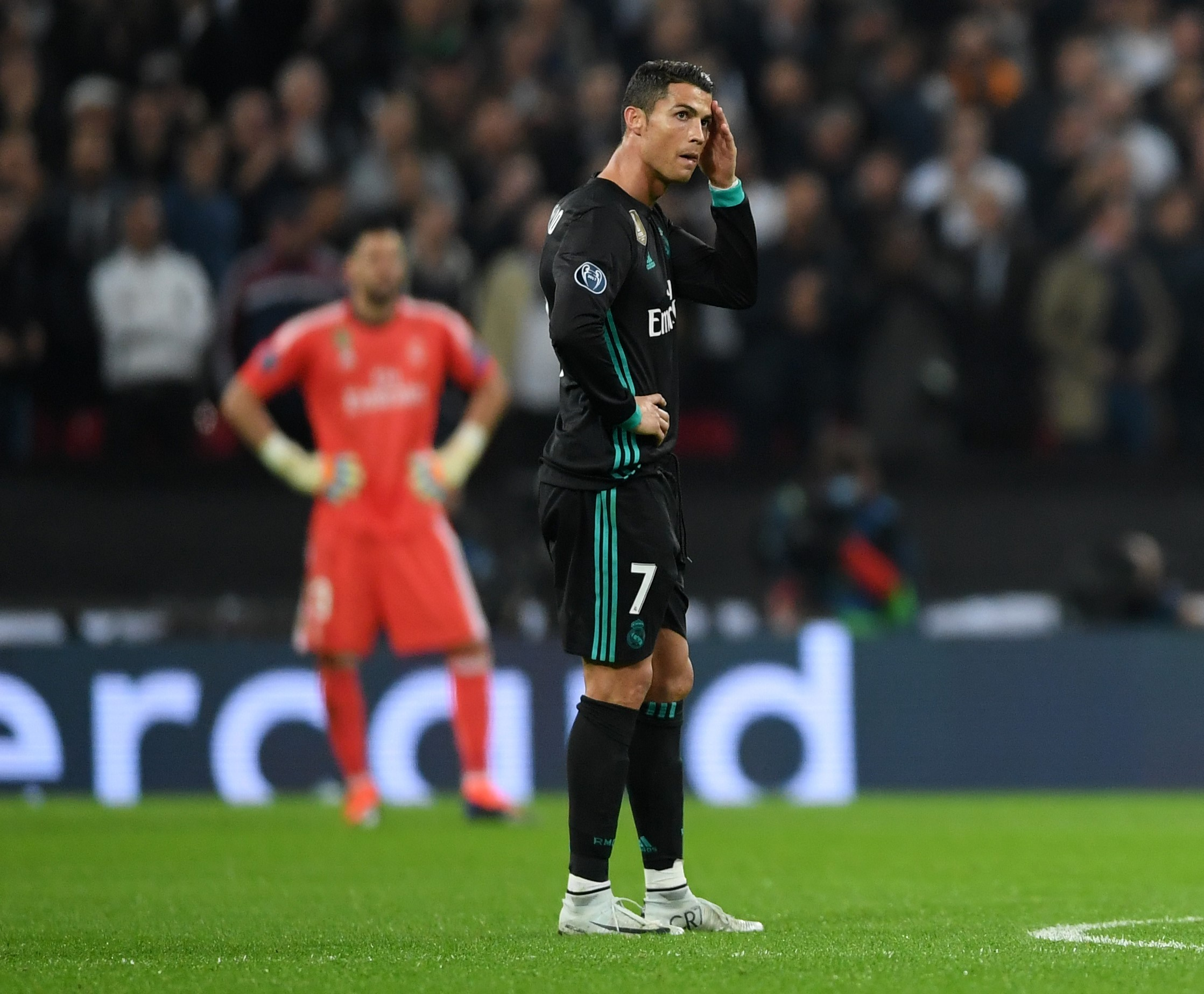 Криштиану Роналду, «Реал Мадрид»