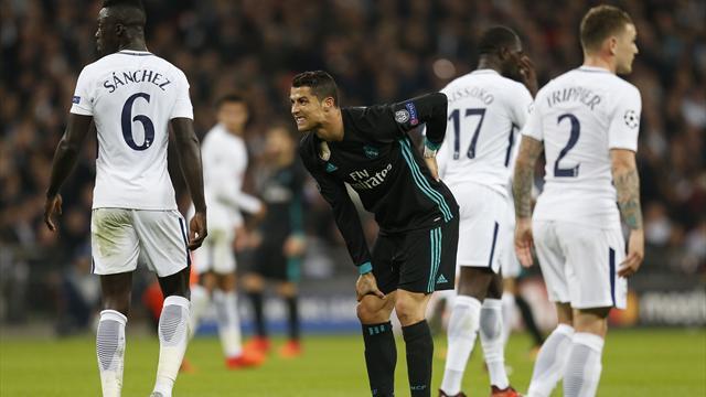 Роналду: «Тоттенхэм» забил из офсайда, как и «Жирона»