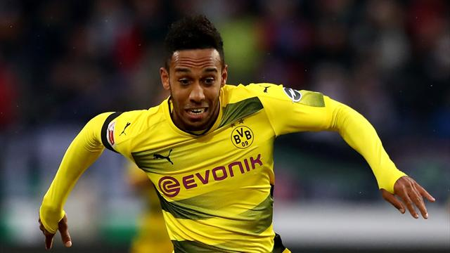 Aubameyang punished by Dortmund over behaviour