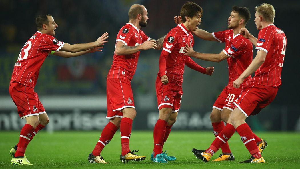 Europa League 1 Fc Köln Schlägt Zuhause Bate Borissow Europa
