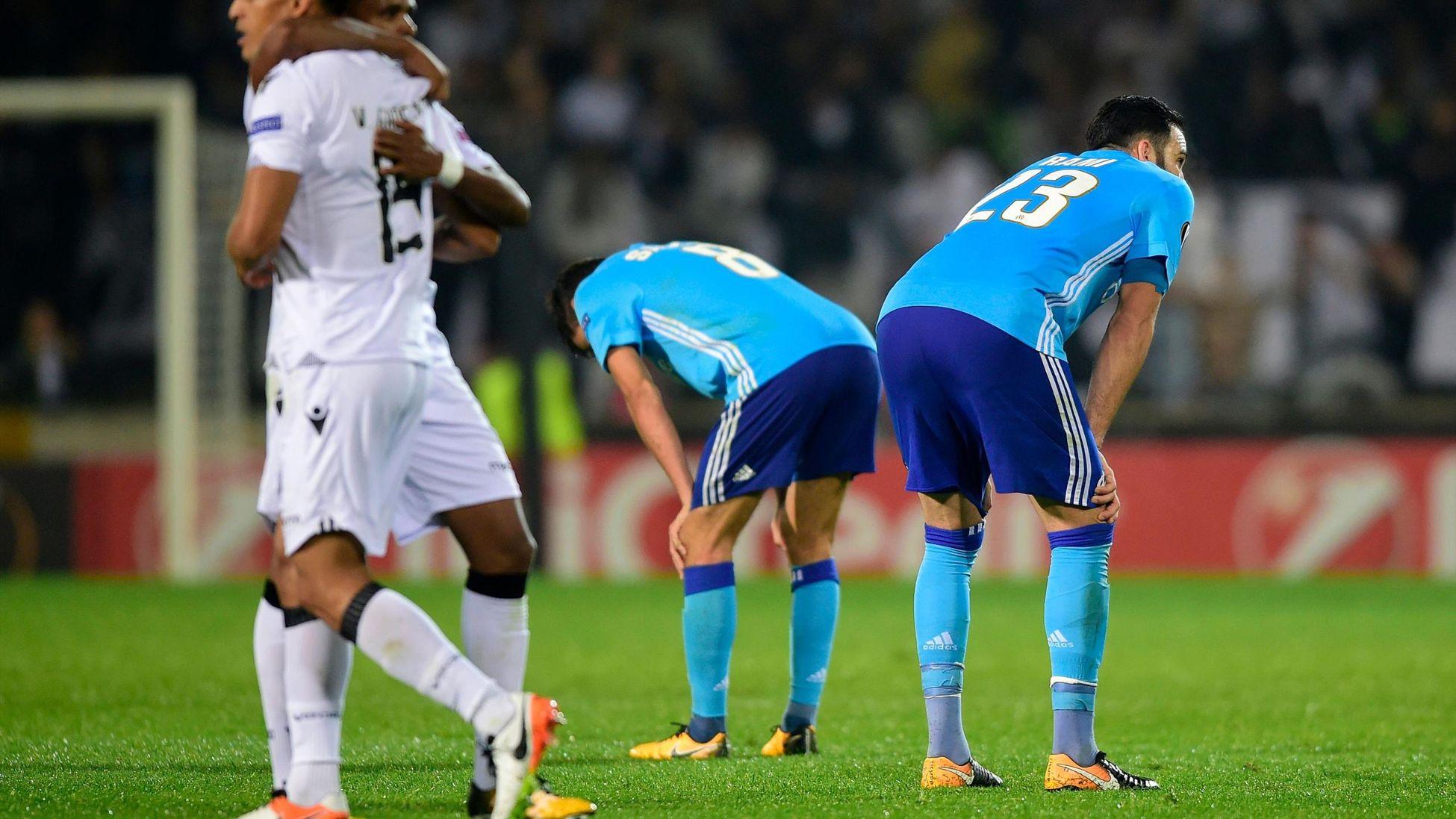 Video: Vitoria Guimaraes vs Olympique Marseille