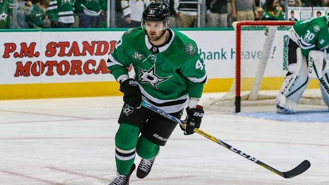 Шайба Радулова неспасла «Даллас» отпоражения вматче НХЛ с«Виннипегом»