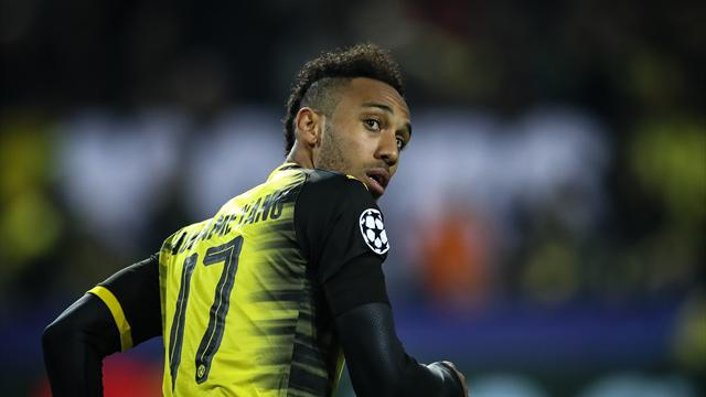 En pleine saga sur son avenir, Aubameyang fait son retour dans le groupe du Borussia Dortmund