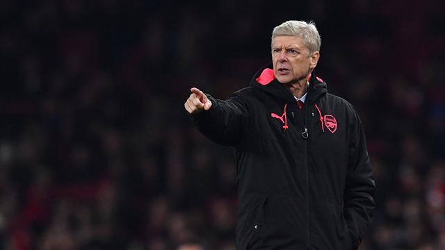 Wenger : «L'arrivée d'Aubameyang est une possibilité, mais…»