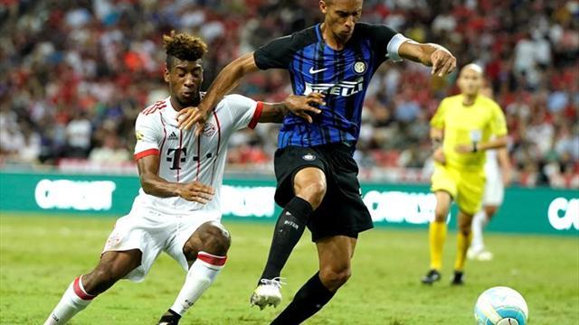 Miranda apunta a la Liga de Campeones como principal objetivo del Inter