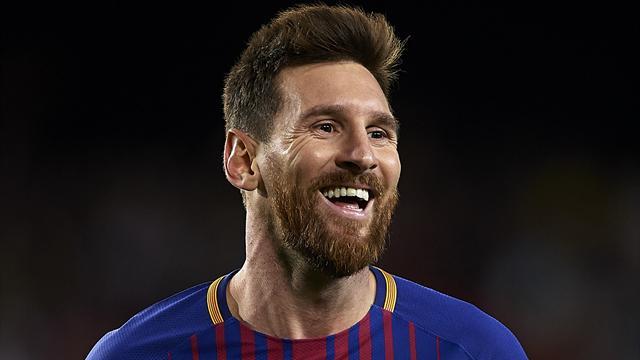 Твиттер «Барселоны»: «Нам нужно всего 5 символов, чтобы объяснить сущность футбола – «Месси»