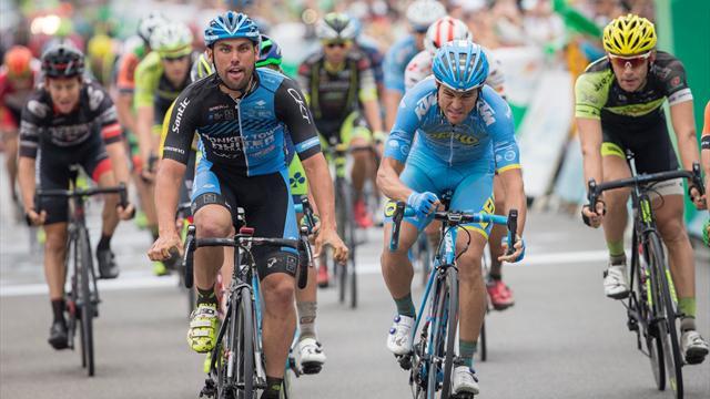 Zanotti enjoys penultimate stage win to set up gripping finale