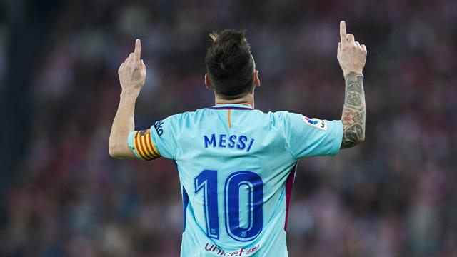 Месси нужно промазать 507 ударов в Ла Лиге подряд, чтобы его реализация стала как у Роналду