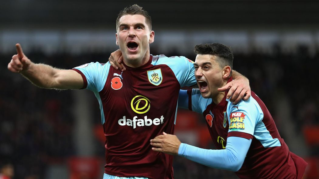 Image result for Burnley team 2018