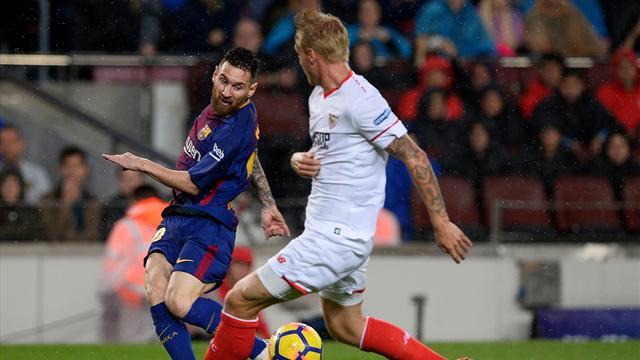 Sevilla-Barcelona (21:30)