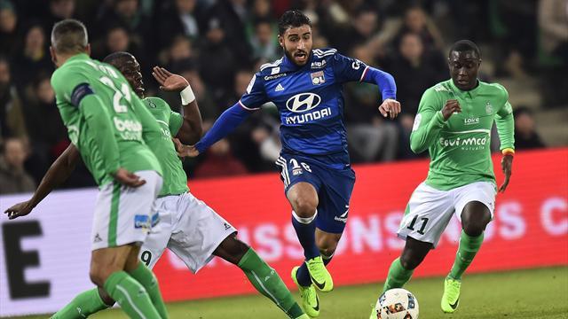Di Nallo, Benzema, Lacazette… Au tour de Fekir de marquer l'histoire du derby ?