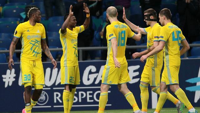 «Астана» выиграла чемпионат Казахстана, «Иртыш» Грозного— четвертый