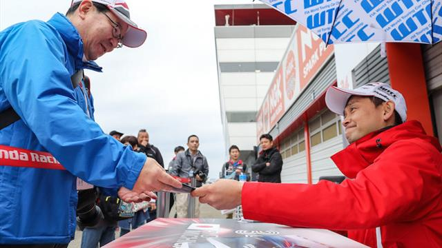 Michigami to build on strong home WTCC run