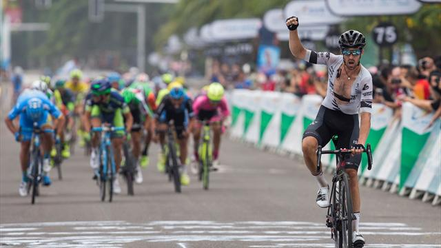 New Zealand champ Cooper wins Hainan finale, Mosca claims overall